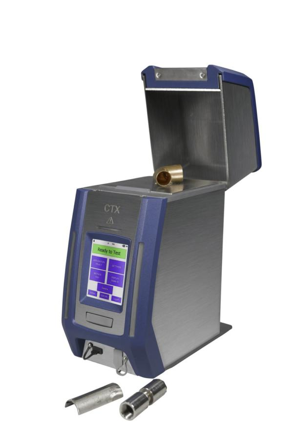 CTX CounterTop XRF spectrometer