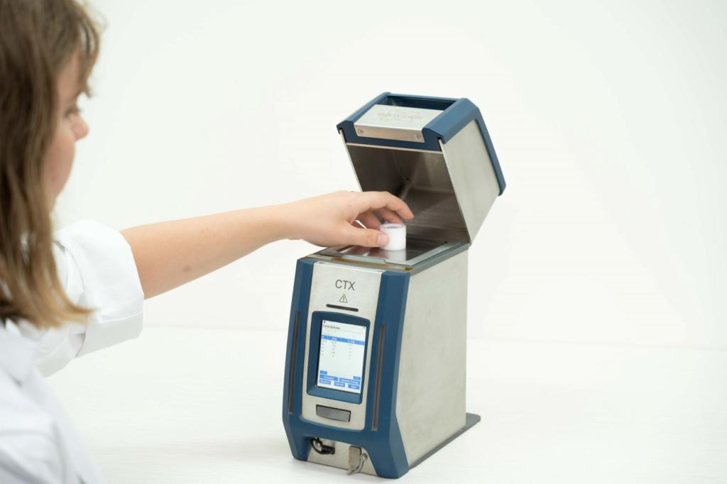 Portable Spectral Services CTX 2
